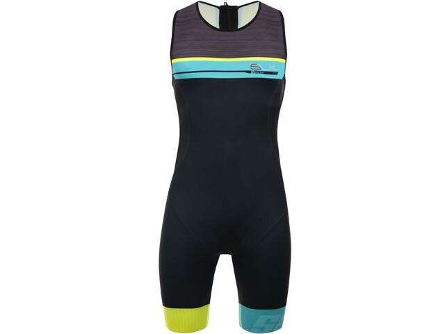 Santini Sleek Plus 775 Herrer gul/sort | swim_clothes